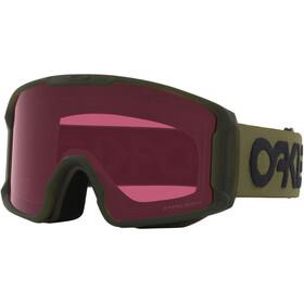 Oakley Line Miner XL Snebriller Herrer, grå